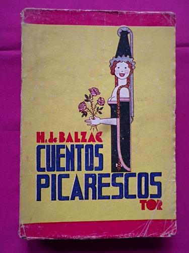 cuentos picarescos - honorato de balzac
