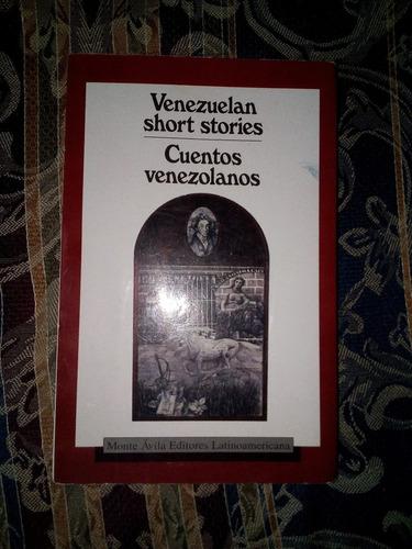 cuentos venezolano / venezuelan short stories