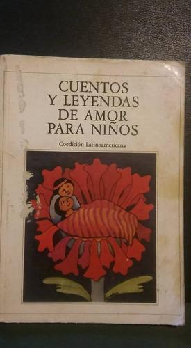 cuentos y leyendas de amor para niños.