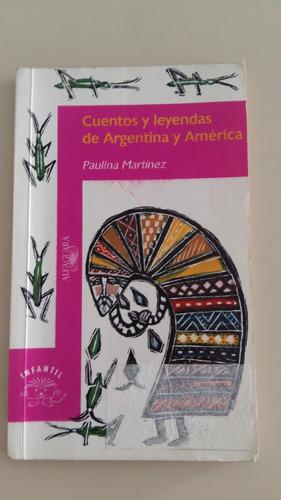 cuentos y leyendas de argentina y america