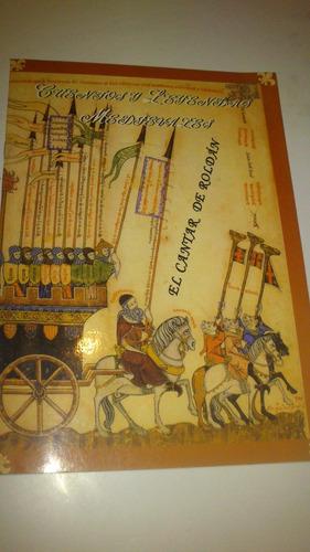 cuentos y leyendas medievales el cantar de roldán
