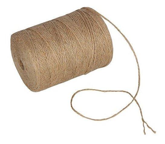 fibras naturales, yute, gedreht roc/ío de c/á/ñamo y yute /Cuerda 30/m 20/mm/