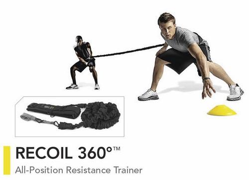 cuerda de resistencia 360 grados con bolso sklz