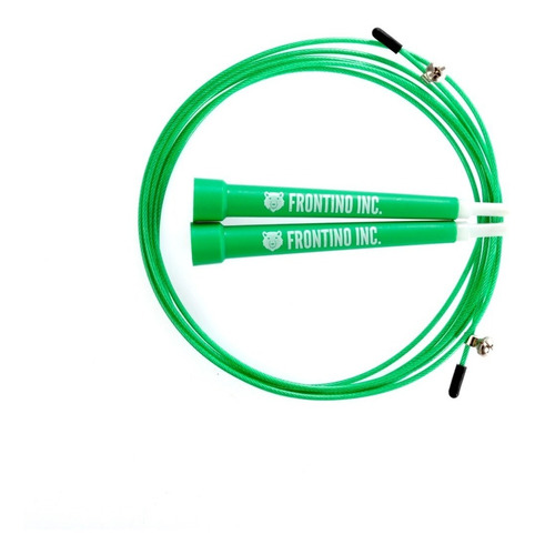 cuerda de saltar - speed rope - crossfit - frontino inc.