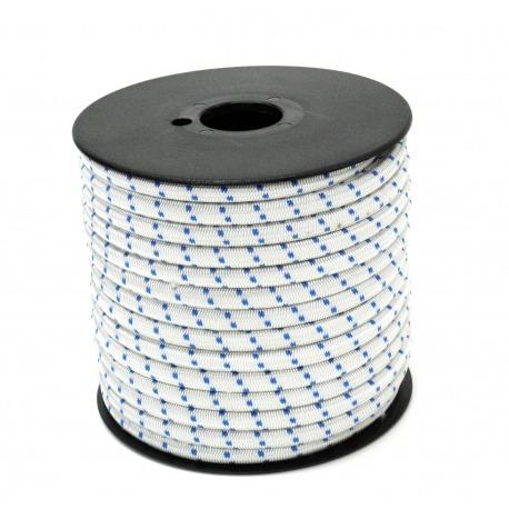 cuerda elástica 8mm rollo 200 metros / higuerafc