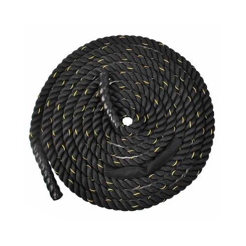 cuerda funcional elite 60 mm x 10 mt 19kg - trepa  crossfit
