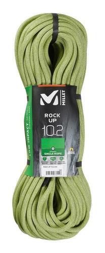 cuerda  millet rock up 10.2 mm escalada 50 mts