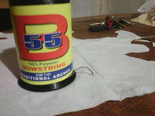 cuerda para ballesta  en b55 original americano