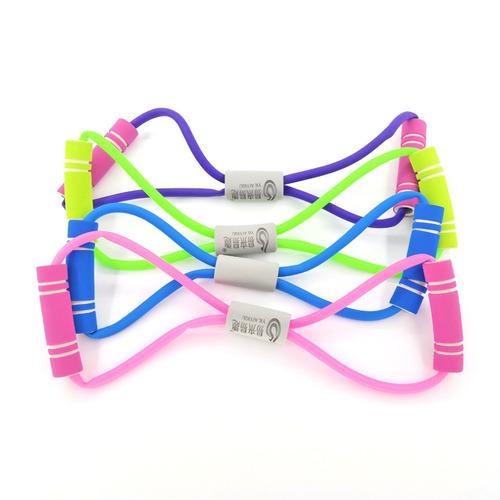 cuerda para resistencia brazos pilates fitness gym yoga