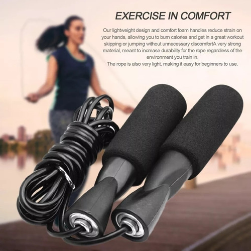 cuerda para saltar deporte velocidad cardio crossfit/ 259002