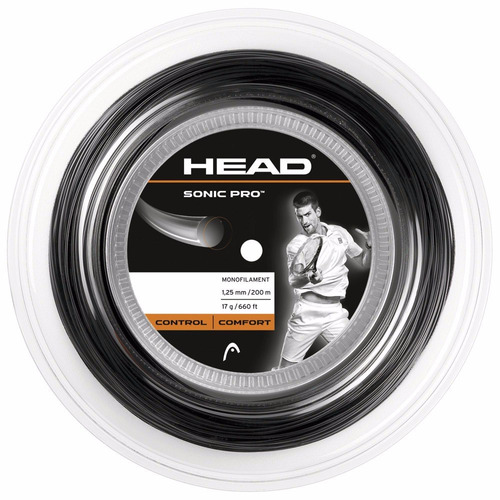 cuerdas / encordados control head sonic pro 16 reel