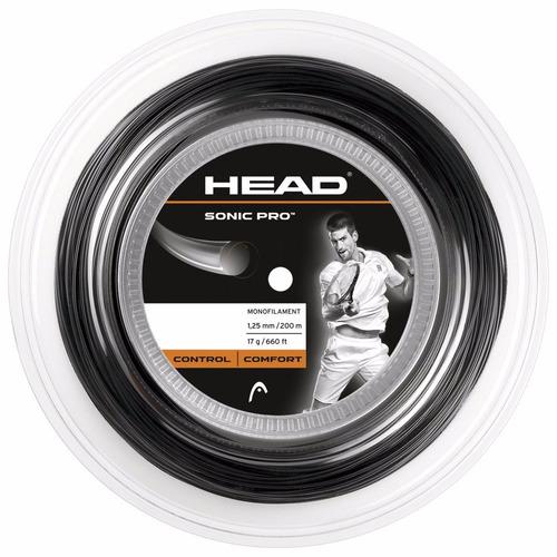 cuerdas / encordados control head sonic pro 17 reel