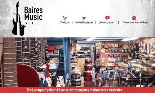 cuerdas guitarra eléctrica ernie ball 2626 012 -56 híbridas