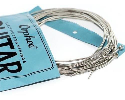 cuerdas para bajo 4 cuerdas vx120 orphee