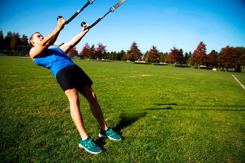 cuerdas para triceps- the human trainer- crossfit - gimnasio