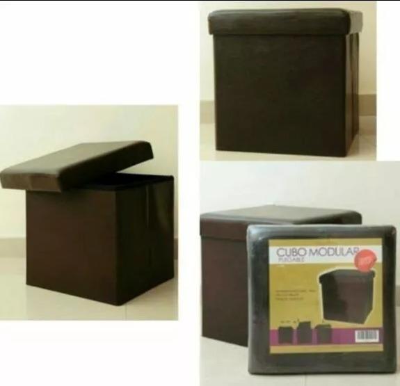 Excepcional Muebles De Cubo De Cuero Negro Foto - Muebles Para Ideas ...