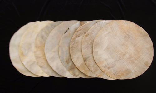 cuero vacuno 40 cm para parches de congas, bongo, tamboriles