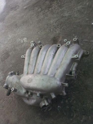 cuerpo admision motor 2.5 .v6 . mitsubishi galant 97 2002