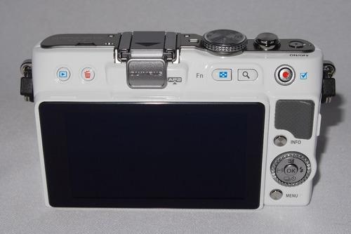 cuerpo camara digital mirrorles olympus pen e-pl3 nueva 12mp