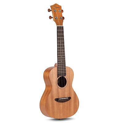 cuerpo caoba profesional dut 1 26 ukulele kit con afinador