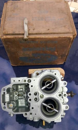cuerpo carburador solex teie 34 34 original sierra sx nuevo