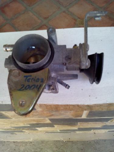 cuerpo de aceleracion de terios 2004