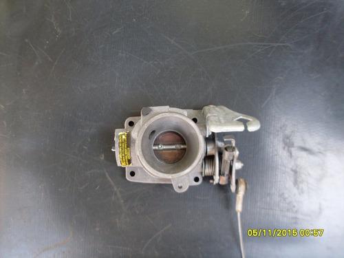 cuerpo de aceleración ford fiesta motor 1.25 original