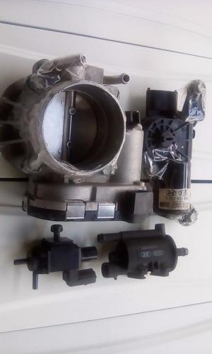 cuerpo de aceleracion original para  hyundai 125,135. kia