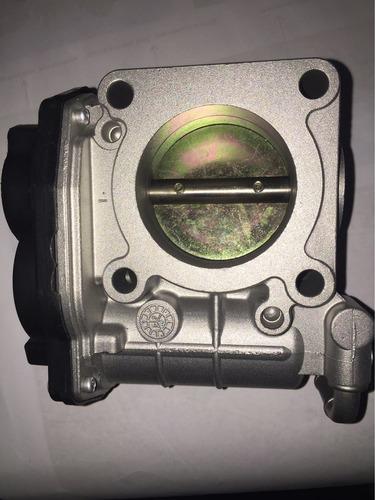 cuerpo de aceleracion tiida  nissan  1.6l c11x