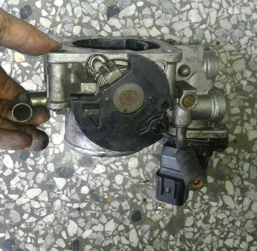 cuerpo de aceleracion y sensor  grand vitara x17