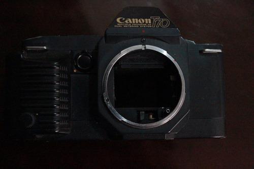 cuerpo de camara  canon t70 sin lente 35mm de rollo