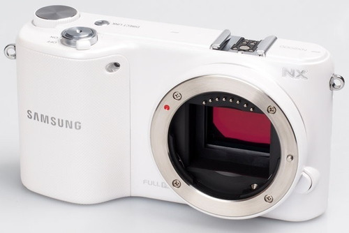 cuerpo de cámara samsung nx2000 para reparar