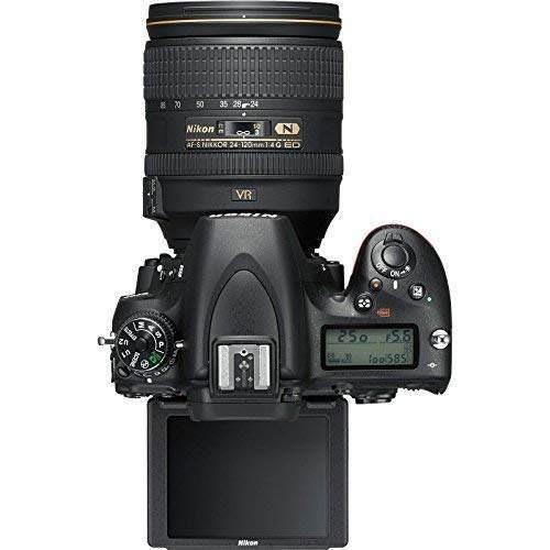 cuerpo de la cámara réflex digital nikon d750& af-s 2412