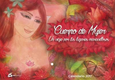 cuerpo de mujer - calendario 2017(libro cuidado del cuerpo)