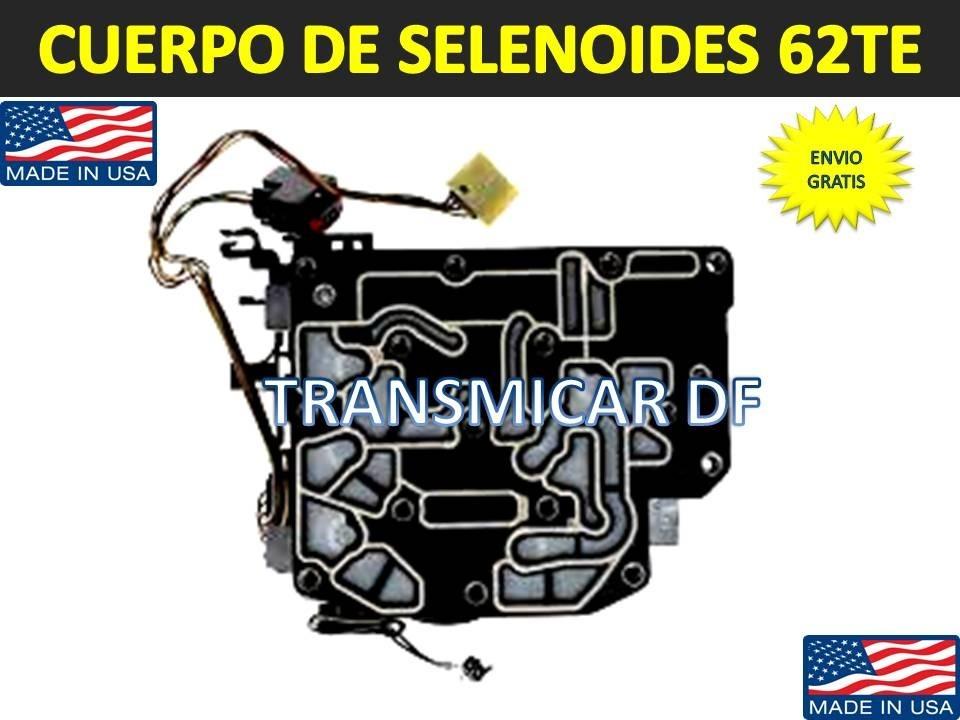 Cuerpo De Selenoides 62te Dodge Journey Chrysler Town