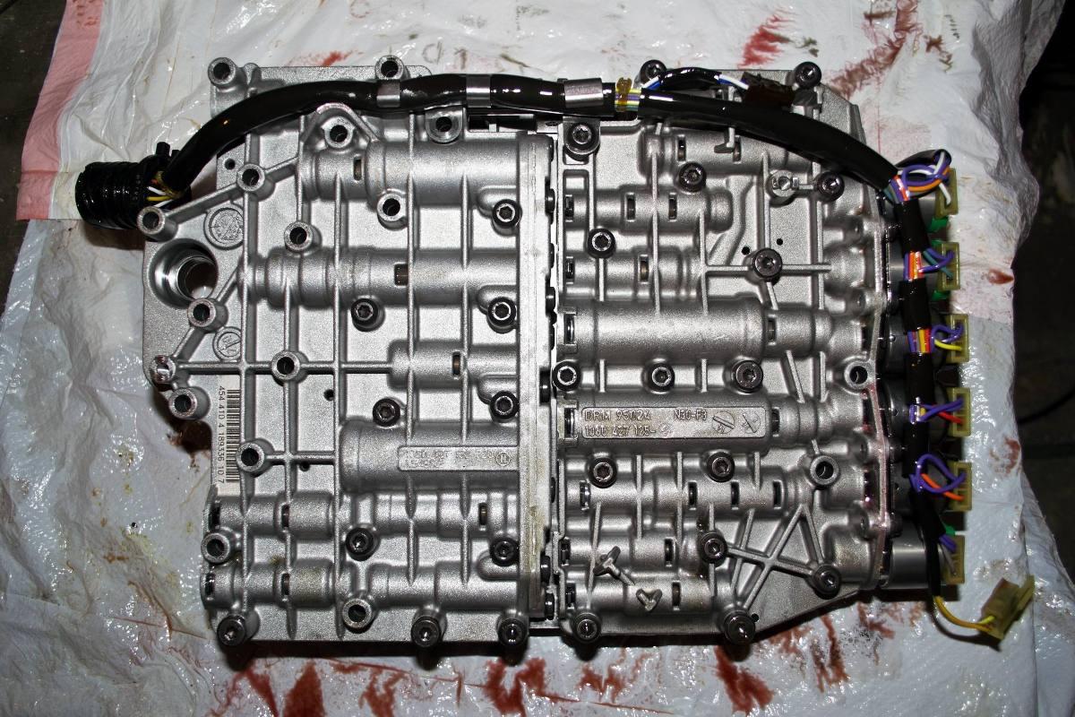 Cuerpo De Valvulas Vw Passat Audi Bmw Zf Hp D Nq Np Mlm F on Audi Transmission Diagram