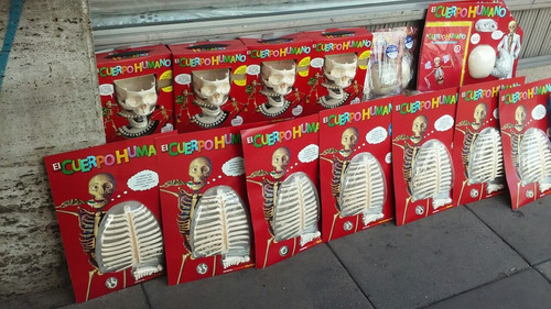 cuerpo humano rba nacion. casi todos en stock