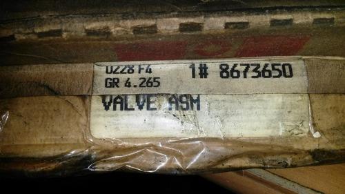 cuerpo valvula caja aut. cheyenne / blazer 91-92 8673650