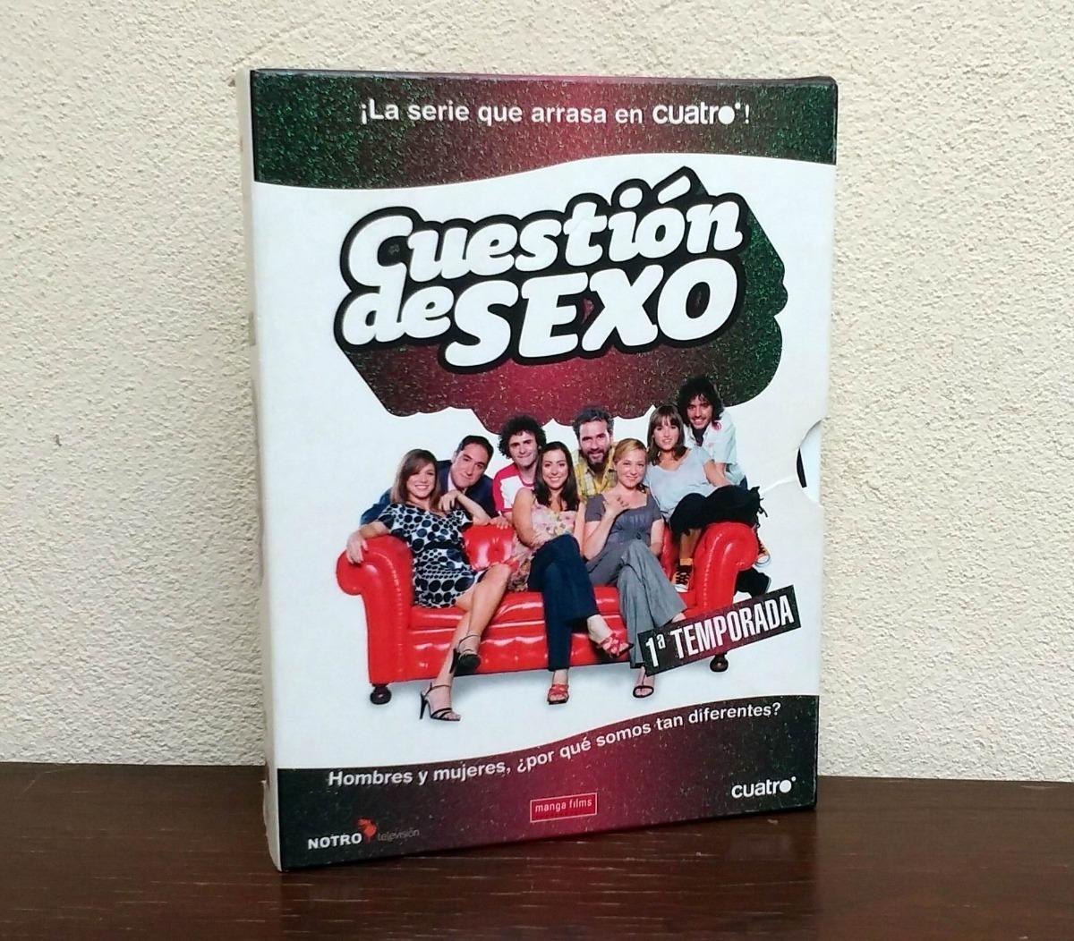 Adolescentes Españolas Porno Masturbandose cuestion de sexo - temporada 1 * dvd 7 discos serie española - $ 1.500,00