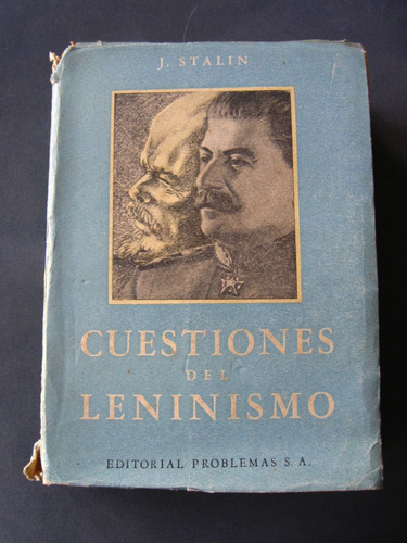 cuestiones del leninismo, j. stalin