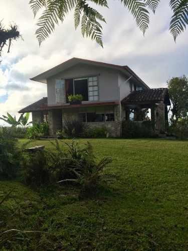 cuetzalan terreno con casa en venta cuetzalan