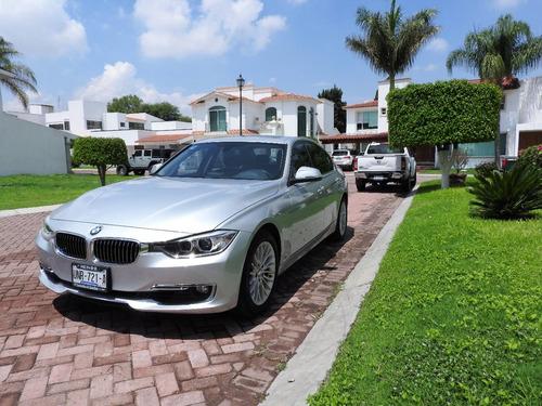 cuidadísimo  bmw 320la  luxury line mod. 2014