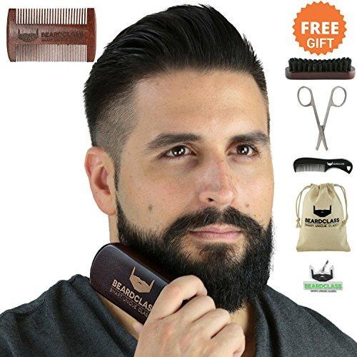 cuidado barba peine
