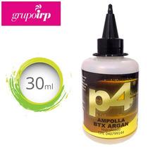 Ampolla P4 Con Argan Restaura E Hidrata Y Protege El Cabello