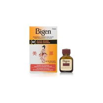 Bigen 58 Negro Natural Sin Amoniaco 6gr