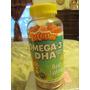 Gomas Masticables Omega 3 Fish Oil Aceite Masticable