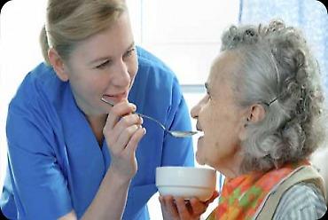 cuidado de adultos mayores.