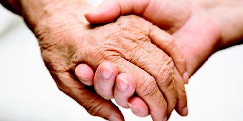 cuidado de adultos mayores / acompaño / referencias