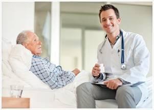 cuidado de pacientes a domicilio