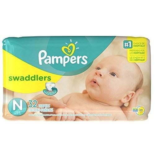 cuidado del bebé productos para bebés pampers swaddlers